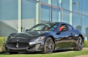 2016 Maserati GranTurismo *Sport*Coupe*Promotional CPO Finance R
