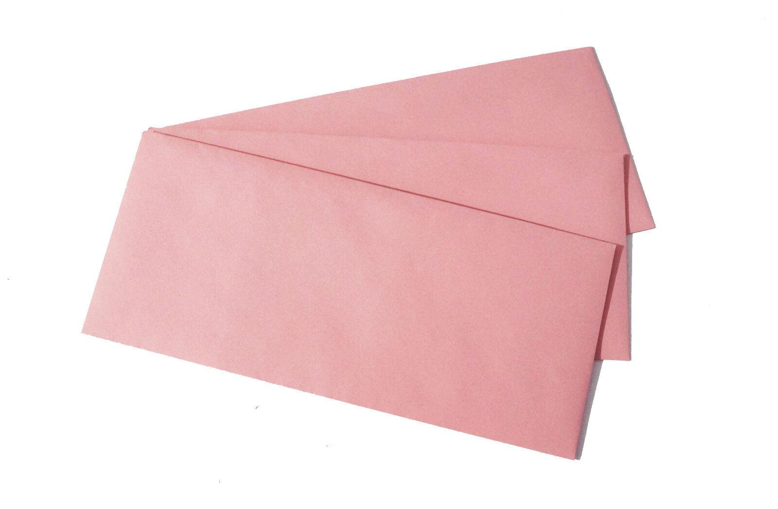 10 24lb White Amp Pastel Colors Wove Regular Envelopes
