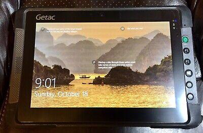 Tablet Getac Survey Data Collector Total Station Gps Robotics Pro Bluetooth Wifi
