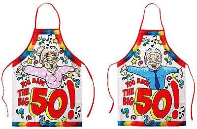 ★ lustig 50 Jahre Geburtstag Sarah Abraham Grill Koch Küchen Schürze Unisex - Geburtstag Kuchen Kostüm