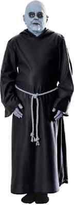 Uncle Fester Addams Family Gothic Robe Mask Fancy Dress Halloween Child Costume](Uncle Fester Robe)