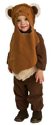 Wicket Ewok Star Wars Fancy Dress Up Halloween Baby Infant Toddler Child Costume