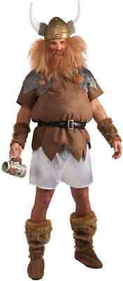 Dopey Viking Fat Hagar Scandinavian Norse Fancy Dress Halloween Adult Costume - Dopey Costume