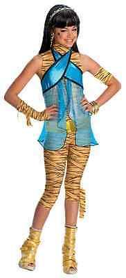 Cleo de Nile Monster High Mummy Mattel Nick Fancy Dress Halloween Child Costume