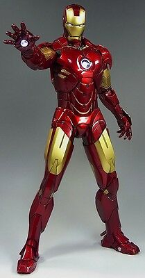 IRONMAN MARK 4 - SCALA 1:1 INDOSSABILE COSPLAY ( Costume, armatura, avengers )