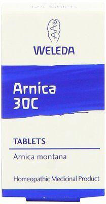 Weleda Arnica 30c 125 Tablets For Bruises