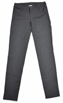 Athleta Womens Charcoal Gray Day City Ankle Skinny Office Pants