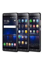"Brand New: Unlocked 5"" 3G Quad Core Dual Sim Smart Phone (Black) Shelbourne Loddon Area Preview"