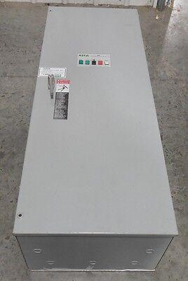 Used Asco 400 Amp Series 386 Non-automatic Transfer Switch E00386a30400c1xc