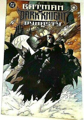 Batman Dark Knight Dynasty DC Elseworlds TPB Trade Paper Back VF/NM or