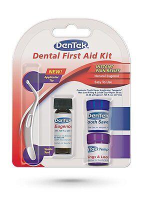ZAHNZEMENT DENTEK Dental aid Zahn Füllmaterial Zahnfüllung Füllung Ersatz krone