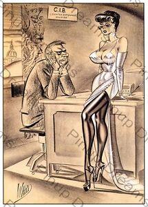Porn premium de bande dessinée