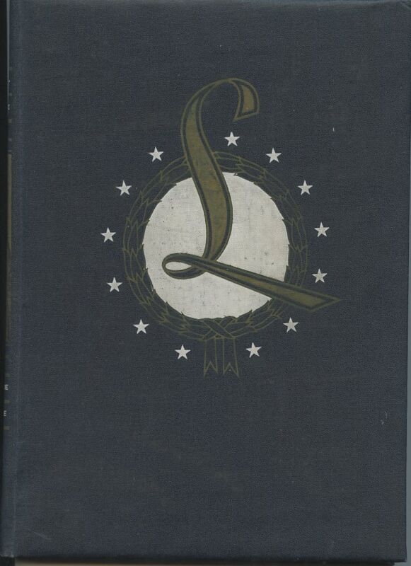 1944 Yearbook - Lawrence College - Appleton, Wisconsin