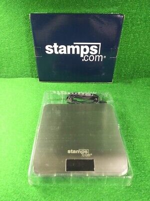Stamps.com Stainless Steel 5lb. Digital Postal Scale