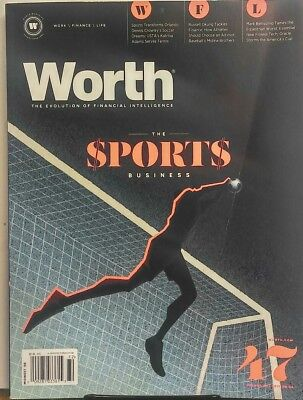 Worth May July 2017 The Sports Business Financial Intelligence Free Shipping Sb