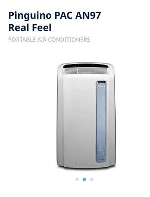 DeLonghi Air Conditioner (AN98ECO - Eco Real Feel)