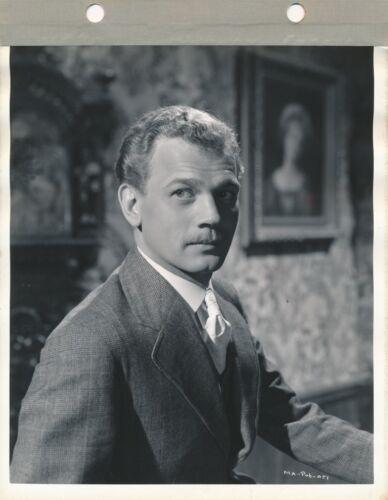 JOSEPH COTTEN Orson Welles Estate THE MAGNIFICENT AMBERSONS RKO PORTRAIT Photo