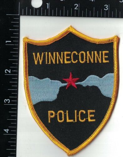 Winneconne Police Patch Wisconsin WI