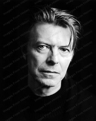 8x10 Print David Bowie Portrait #DB17