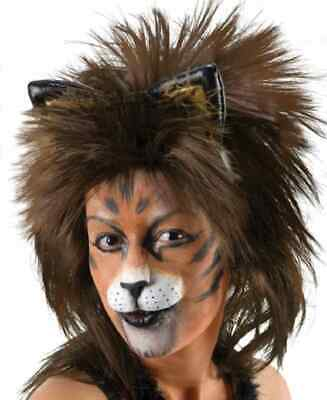 Kitten Cat Nose Jungle Animal Dress Up Halloween Costume Makeup Latex