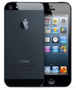 14e42bd3e Apple iPhone 5 - 64GB - Black   Slate (Unlocked) A1429 (GSM) for ...