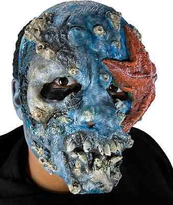 Barnacle Bill Zombie Ghost Pirate Dead Halloween Costume Makeup Latex Prosthetic](Halloween Ghost Pirate Makeup)
