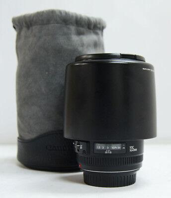 Canon EF 135mm f/2 L USM Lens  135.2 F/2.0