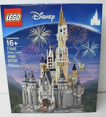LEGO 71040 The Disney Castle 4080pcs New Free Shipping