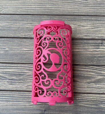 2012 Barbie Dream House Replacement Part Piece Pink Elevator