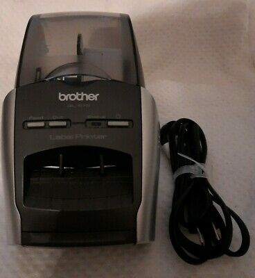 Brother Ql-570 Label Thermal Printer Read Ad