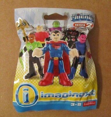 Fisher-Price Imaginext DC SUPER FRIENDS SERIES 2 BLACK MANTA ~ Sealed Blind bag