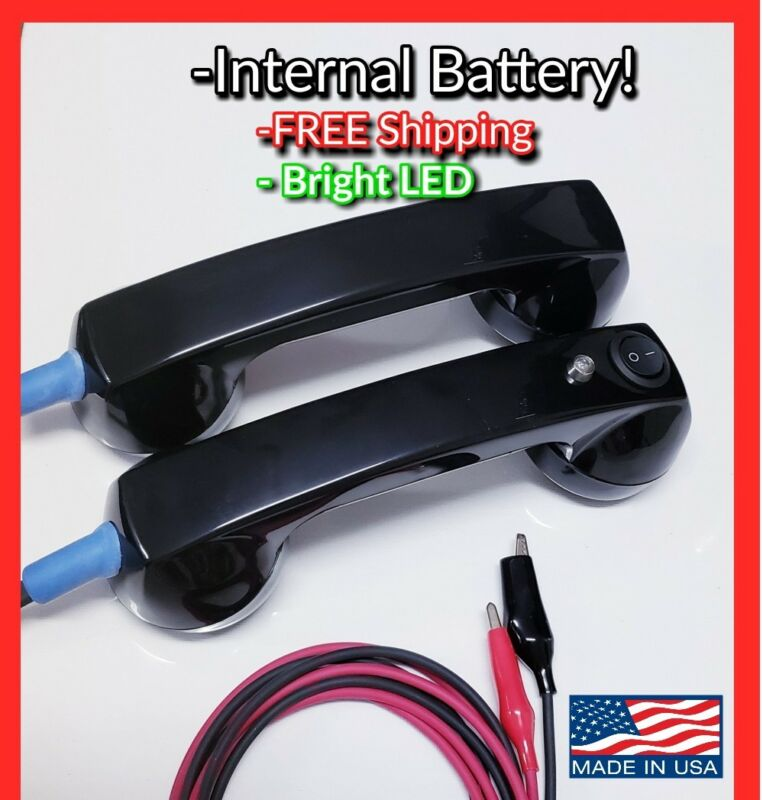 Continuity Test Phones, Electrician Phones, Loop Check Phones,Electrical Testing