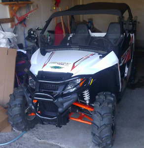 Arctic Cat Wild Cat Trail Limited EPS