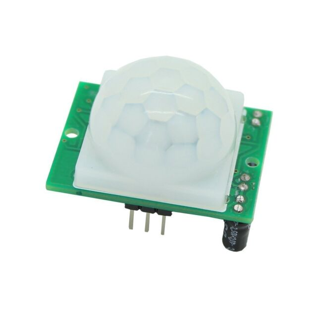 5x Pyroelectric Infrared PIR Motion Sensor Detector Module HY
