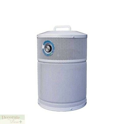 AllerAir Airmed1 Exec UV Air Purifier Medical Grade HEPA Carbon Filter 100SF New Exec Uv Hepa Air