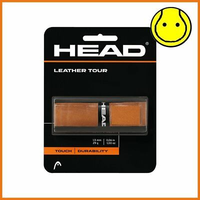 Head Premium Leather Replacement Tennis Grip Replacement Grip Head