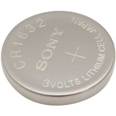 Sony CR1632 3 Volt Lithium Coin Cell Battery