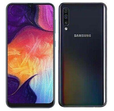 BRAND NEW Samsung Galaxy A50 SM-A505U1 - 64 GB - Black - Factory Unlocked