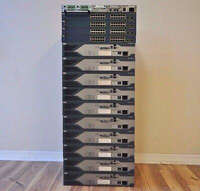 Cisco CCNP CCIE R&S INE Internetwork Home LAB v5.0 KIT