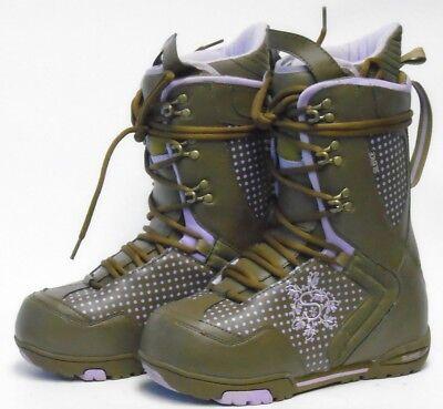 54fce820da Silence Women s Snowboard Boots - Size 9   Mondo 26 Used
