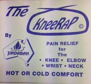 Reusable Hot and Cold Pain Relief Pack With Compress Wrap Oatley Hurstville Area Preview