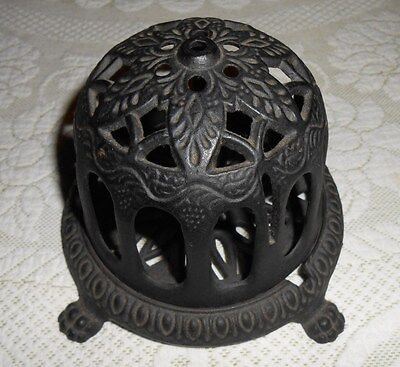 Antique 1900 Cast Iron Country Store Counter String Holder
