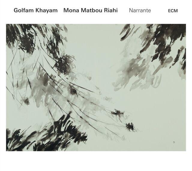 KHAYAM/MATBOU RIAHI - NARRANTE   CD NEU