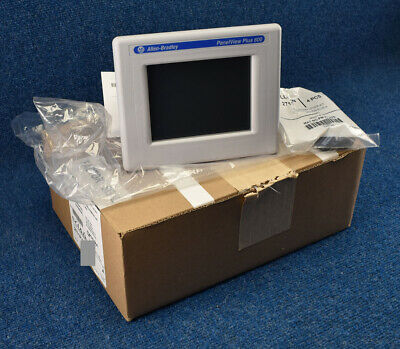 New Allen Bradley 2711p-t6c20a8 A Panelview Plus 600 6in Touch Color Display
