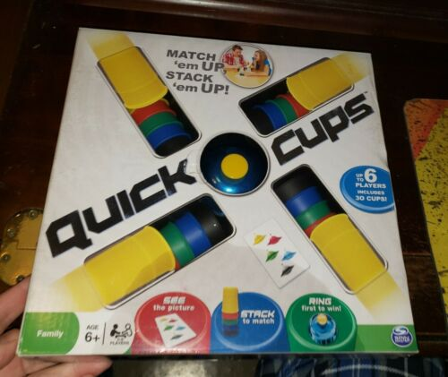 Spin Master Games - Quick Cups