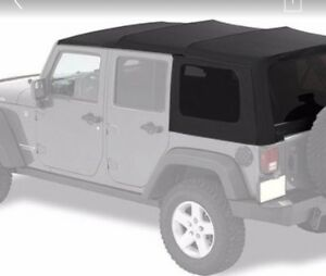 Soft roof - Jeep Wrangler Unlimited