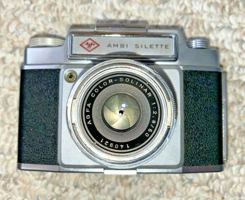 Vintage AGFA AMBI SILETTE camera - Great condition