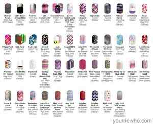 Jamberry Half Sheets