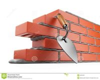 Bricklaying/masonry restoration