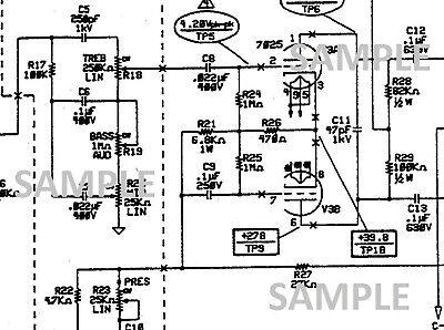 Vox Amp Schematic - Wiring Diagrams Dock